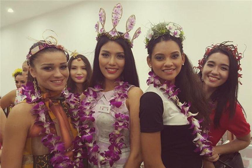 Truyền thông Việt Nam có đang làm xấu hình ảnh Lan Khuê tại Miss World 2015?