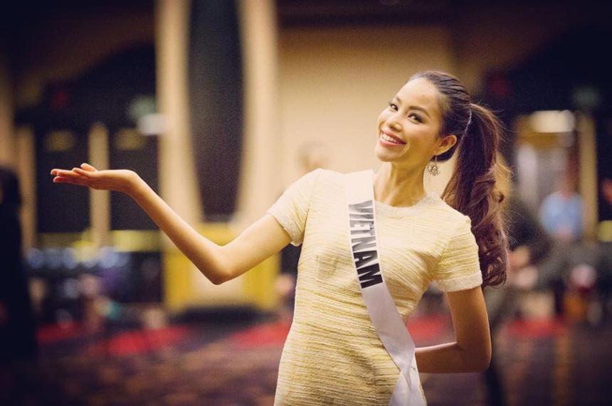 Phạm Hương được trao quyền quản lý Instagram của HHHV