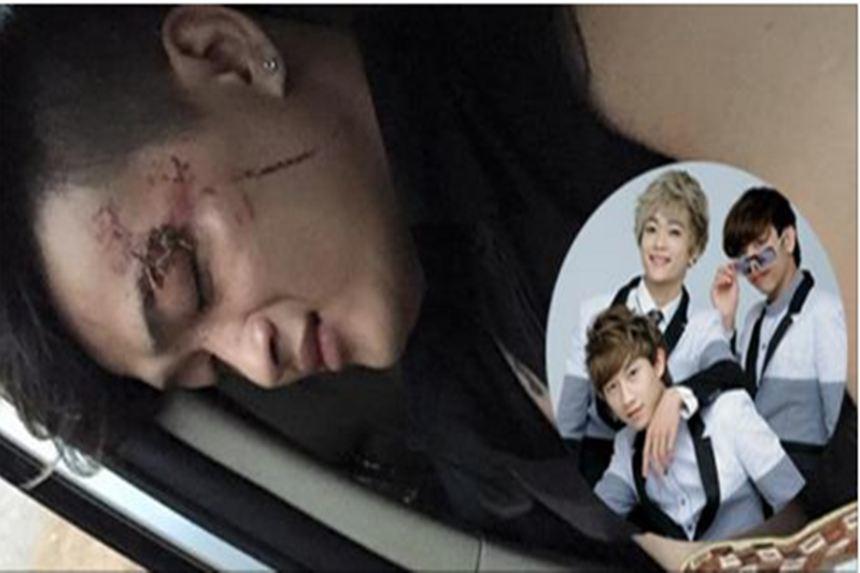 Nhóm HKT gặp tai nạn giao thông, thành viên TiTi bị thương nặng nhất