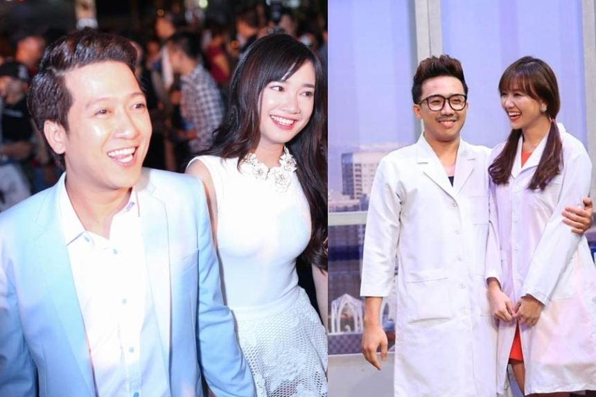Trấn Thành - Hari Won đang lặp lại kịch bản của Trường Giang – Nhã Phương?