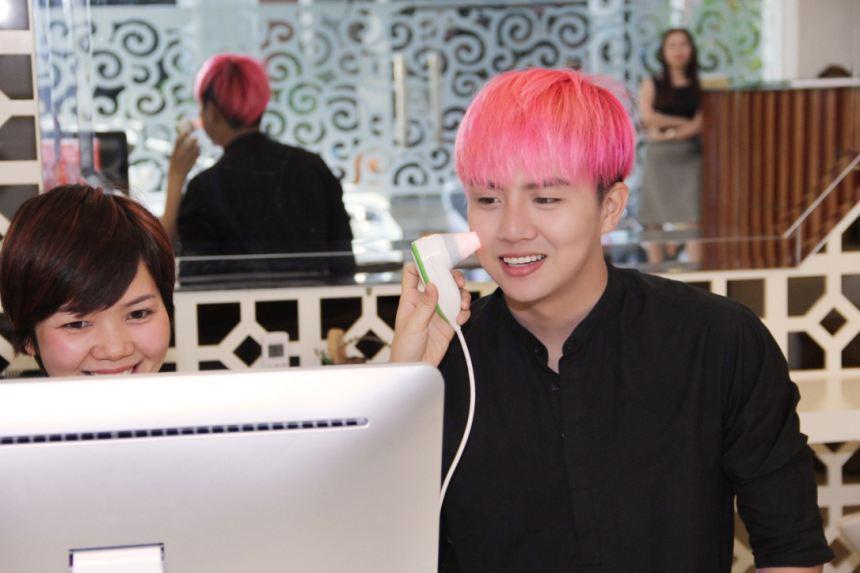 Duy Khánh muốn thoát khỏi hình ảnh diễn viên mạng