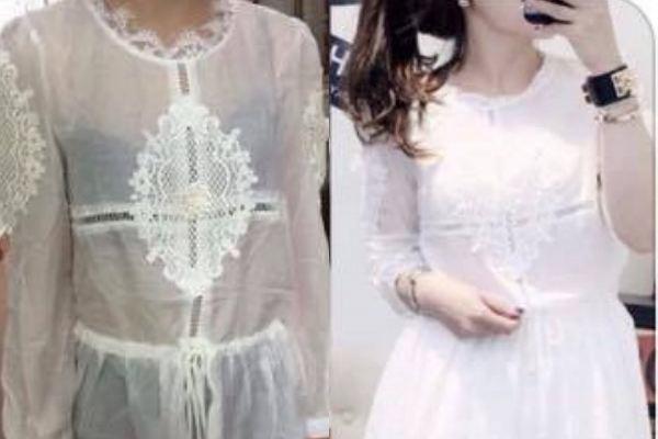 """Chủ shop bán chiếc áo trắng hot nhất hôm nay: """"Áo giá 255.000đ, mình chụp bằng camera 360"""""""