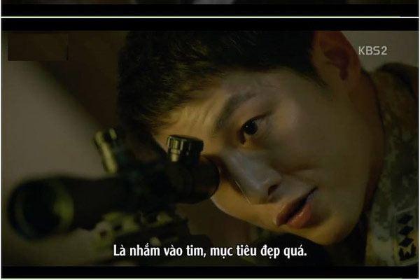 """Chị em ngất lịm trước những câu nói quá đỗi """"dẻo mỏ"""" của đại úy Yoo Shi Jin"""