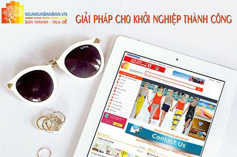 Bán hàng online hiệu quả trên MuaMuaBánBán.vn