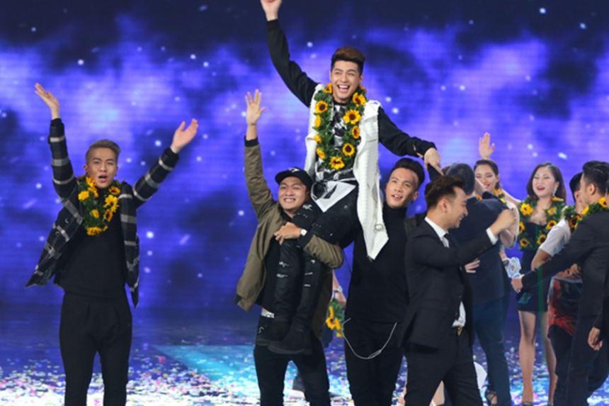 Team Noo Phước Thịnh đoạt giải đặc biệt The Remix