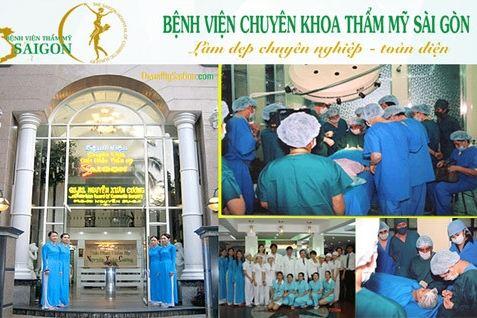 Bệnh viện thẩm mỹ Sài Gòn – địa chỉ làm đẹp toàn diện, chuyên nghiệp