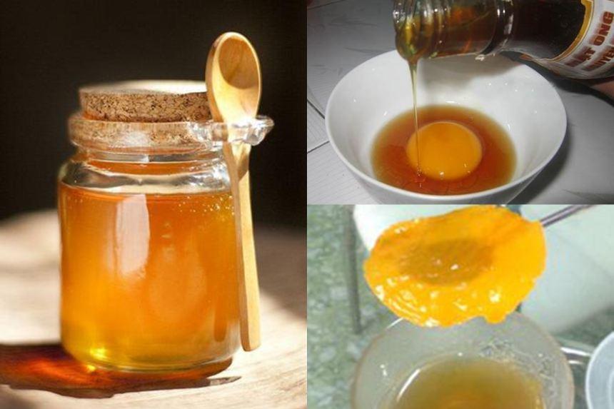 Cách phân biệt mật ong thật hay giả giúp mua được mật ong nguyên chất