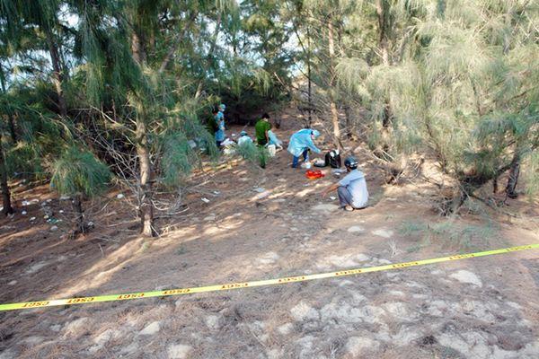 Bé trai 11 tuổi bị kẻ bắt cóc sát hại ở đồi dương