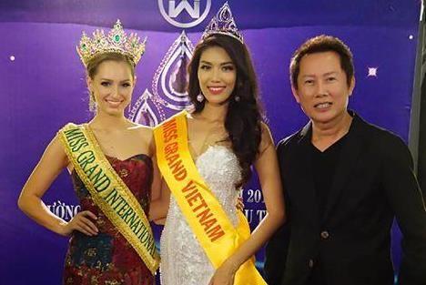 Lan Khuê sắm sửa cho cuộc thi Hoa hậu Hoàn vũ 2017?