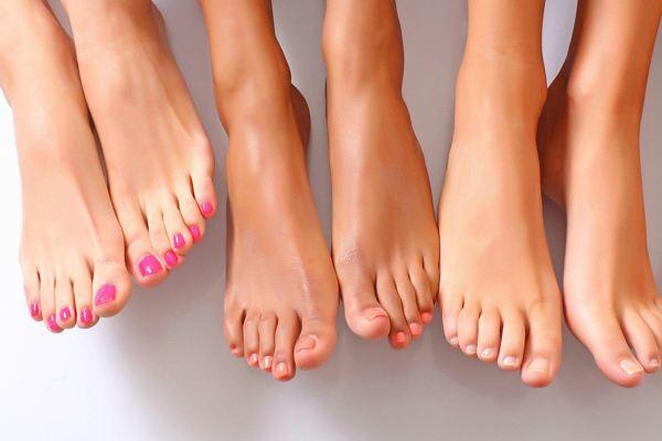 Nhìn bàn chân, đoán vận mệnh cực chuẩn