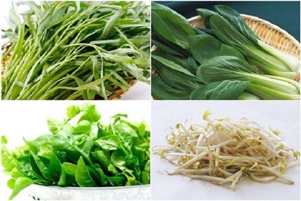 4 loại rau siêu bẩn ngậm hóa chất: Biết mà tránh xa