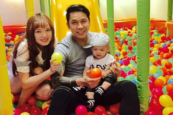 Vợ trẻ 9X chia sẻ chuyện có con với Lê Hoàng (The Men)