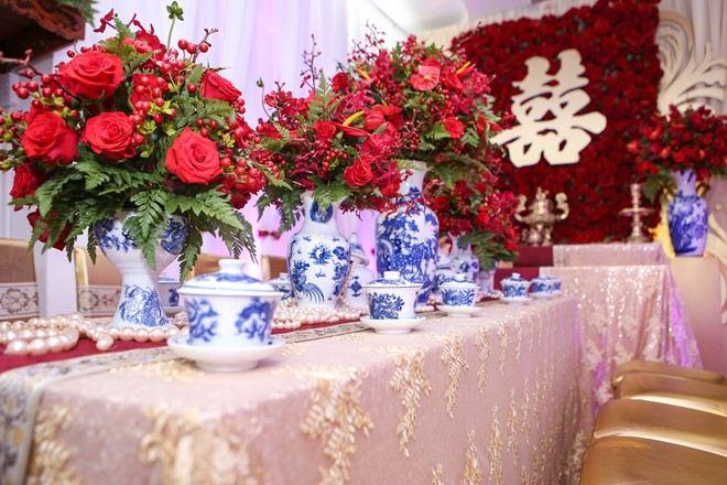 Trực tiếp: Lương Thế Thành - Thúy Diễm hôn nhau ngọt ngào trong ngày cưới - Ảnh 4
