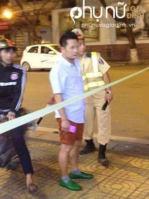 Danh ca Bằng Kiều gặp rắc rối với cảnh sát giao thông Hà Nội? - Ảnh 1