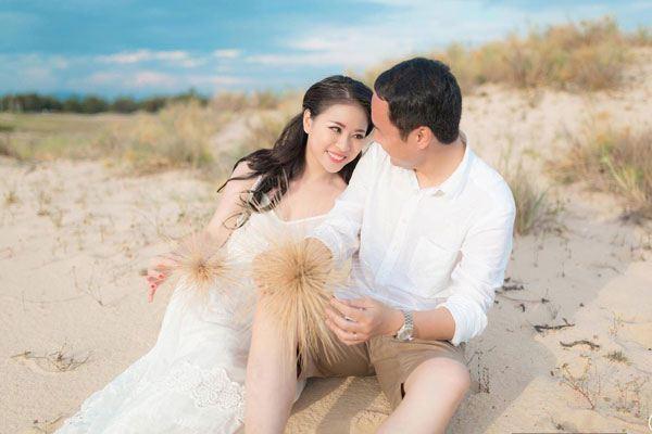 Ảnh cưới đẹp như mơ của nữ doanh nhân 9X xinh đẹp, giàu có