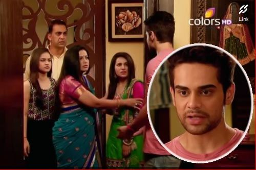 """Xem trước Cô dâu 8 tuổi - Tập 61: Sanchi lại bị Saurabh """"sàm sỡ"""", mẹ chồng cấm cô nói với Vivek"""