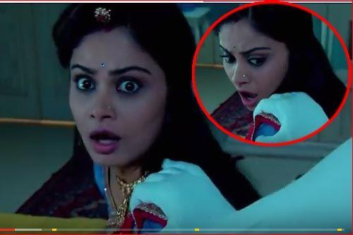 """Xem trước Cô dâu 8 tuổi - Phần 10, Tập 13: Anandi """"sợ chết khiếp"""" khi bị Shiv dọa ma"""