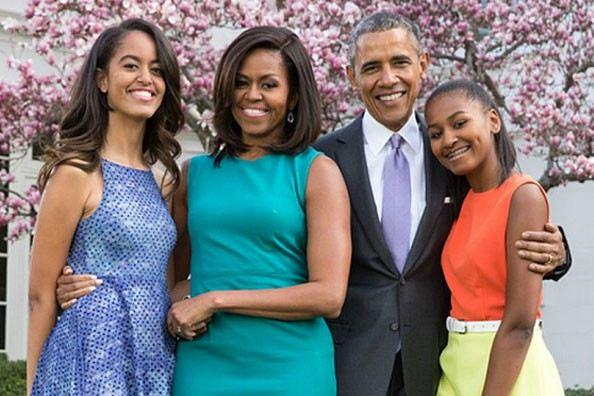 6 câu nói dạy con của vợ chồng Obama khiến thế giới khâm phục