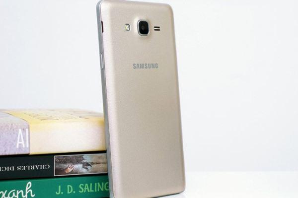 Galaxy On7 giá rẻ chạy 2 SIM 4G cùng lúc cập bến Việt Nam