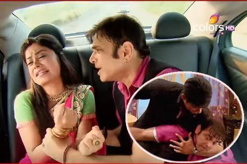 """Xem trước Cô dâu 8 tuổi - Phần 10, Tập 20: Shiv """"nổi điên"""" khi Palash bắt cóc Anandi"""