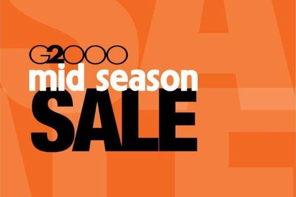 Thời trang G2000 giảm giá 50% toàn bộ sản phẩm (duy nhất ngày 25/5)