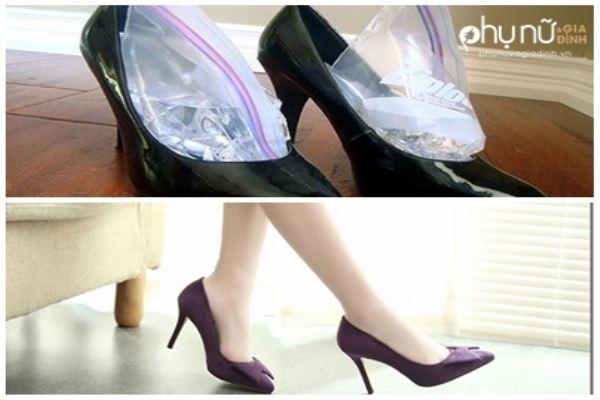Giày chật cỡ nào cũng trở nên vừa vặn với mẹo này, ai cũng nên biết