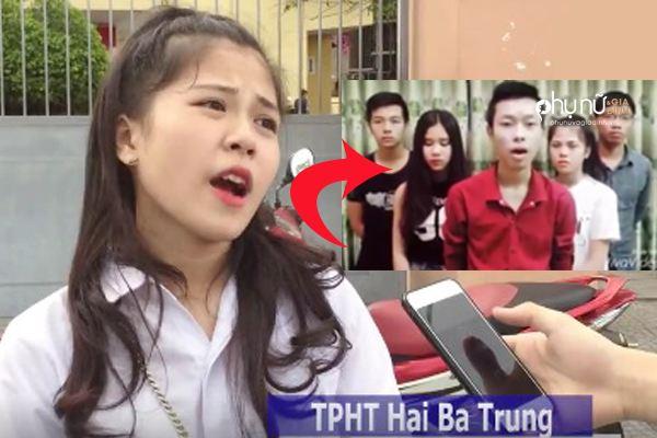Sốc tới óc trước cách đáp trả dư luận của nhóm làm clip chế giễu kỳ thi THPT quốc gia