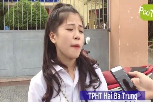 Clip học trò chế giễu kỳ thi THPT quốc gia gây sốt dân mạng
