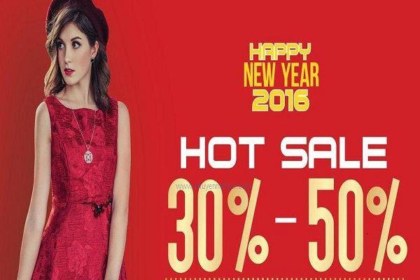 Thời trang TRALI khuyến mãi giảm giá 30 - 50% từ ngày 14 - 17/07/2016