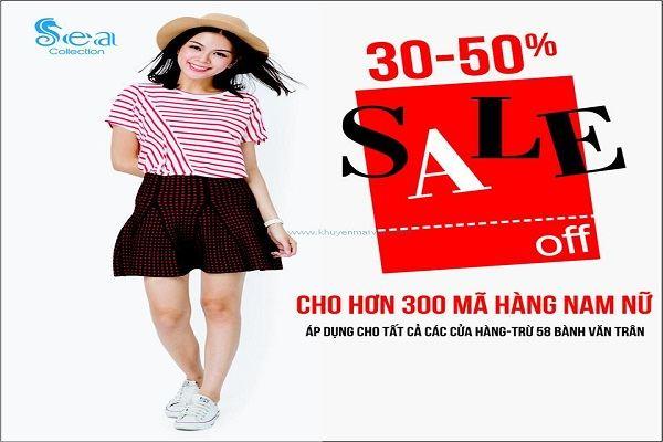 Thời trang Ninomaxx khuyến mãi giảm giá 50% toàn bộ sản phẩm từ 14 - 21/07