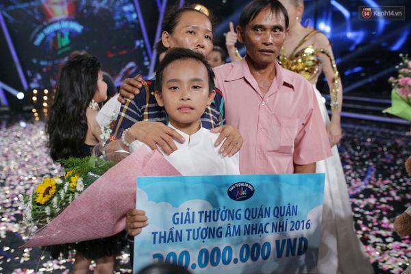 Hồ Văn Cường lật ngược tình thế, xuất sắc chiến thắng Vietnam Idol Kids