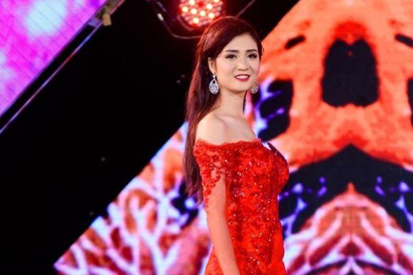 Thí sinh sở hữu vòng eo 56 cm vào chung kết Hoa hậu Việt Nam