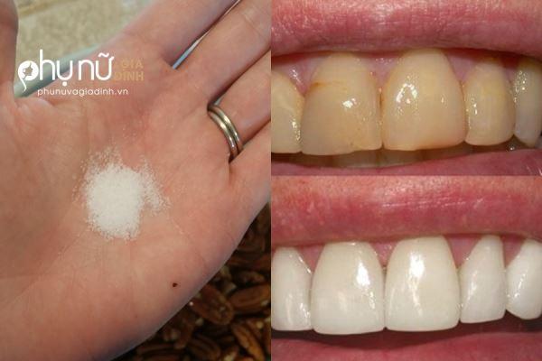 Răng ố vàng cỡ nào cũng chuyển thành trắng bóng sau 3 phút chỉ với một nhúm muối - Ảnh 1