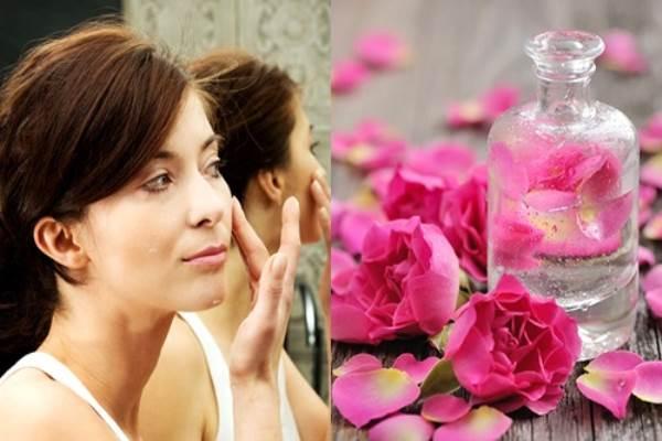 Nước hoa hồng - tiên dược giúp da mịn màng, tươi trẻ hơn 10 tuổi