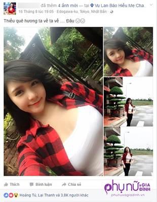 Bạn gái hot girl của Quang Lê gây bất ngờ với vòng 1 bất thường - Ảnh 6