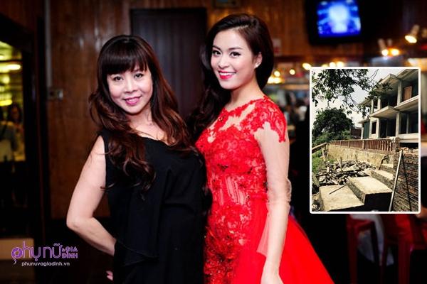Fan hết lời khen ngợi Hoàng Thùy Linh khi báo hiếu bố mẹ bằng biệt thự ở Tam Đảo