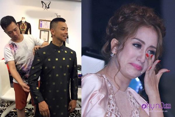Chí Anh cưới vợ bằng áo dát vàng 6000 USD, siêu xe 7 tỷ còn Phan Hiển thì...