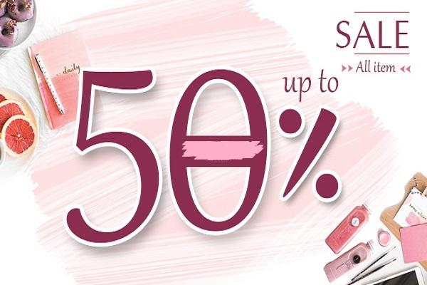 Từ ngày 19 - 25/09 thời trang May Boutique khuyến mãi giảm giá đến 50%toàn bộ sản phẩm