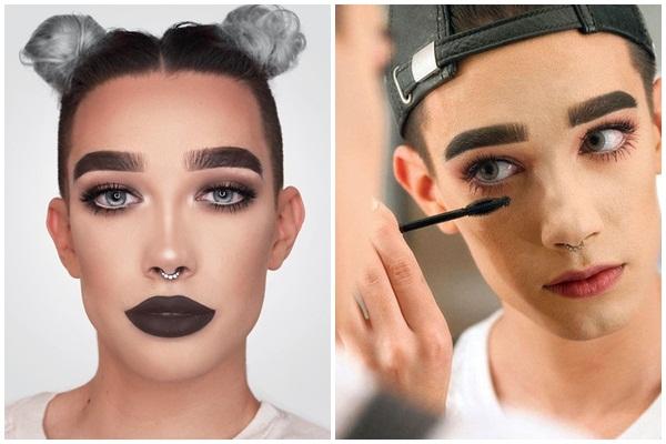 Chàng trai đầu tiên làm gương mặt đại diện cho CoverGirl