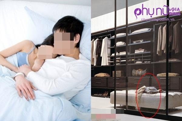 Những điều không nên làm trong phòng ngủ để gia đình êm ấm