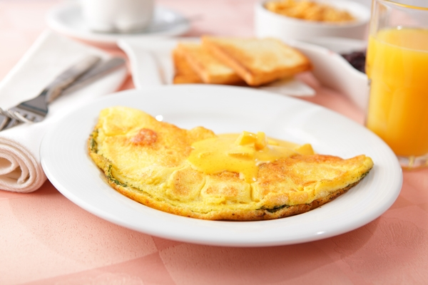 Ăn trứng vào bữa sáng tốt hơn ngàn lần dùng thuốc bổ