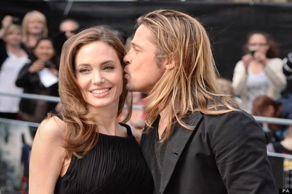 Angelina và Brad Pitt ly thân hơn 1 năm trước khi ly hôn
