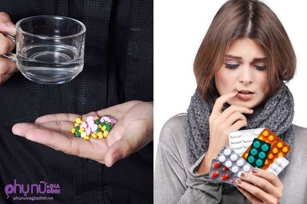 Bạn bắt buộc phải biết điều này khi uống kháng sinh kẻo rước họa vào thân