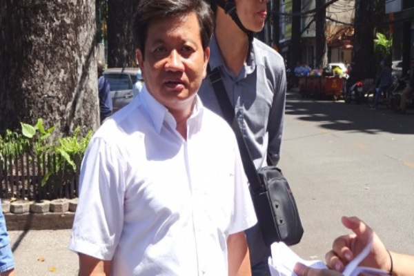Ông Đoàn Ngọc Hải: 'Cha mẹ tôi cũng từng buôn bán vỉa hè, bị công an đuổi bắt'