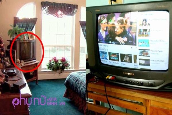 Đặt TV chỗ này đừng hỏi tại sao vợ chồng cứ bất hòa, lục đục mãi