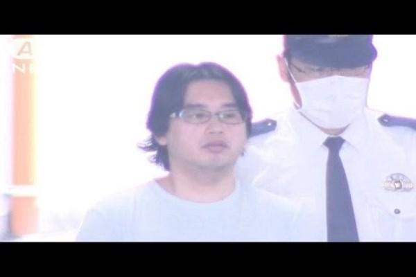 Bắt quả tang gã trai biến thái chuyên trộm đồ lót ở Nhật Bản