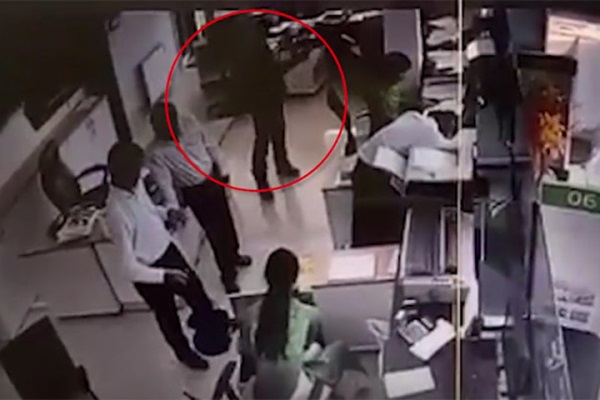 Hé lộ chân dung thủ phạm gây ra vụ cướp ngân hàng tại Trà Vinh