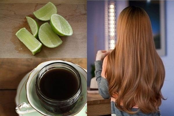 Đẹp miễn chê với 2 công thức nhuộm tóc nâu vàng từ 1 quả chanh mà không lo hư tổn hay sợ mất màu
