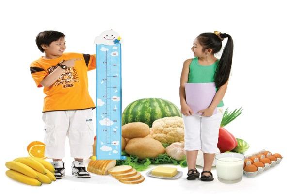 Đây chính là các cách tăng chiều cao cho trẻ dù cha mẹ lùn tới mấy
