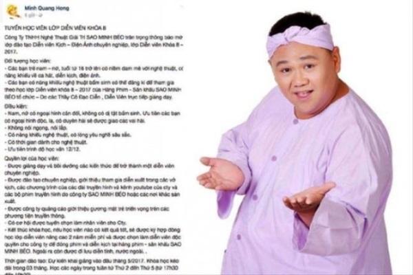 Mặc kệ dư luận, Minh Béo ngầm khẳng định quay lại showbiz